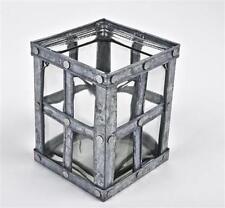 Vasi quadrati di vetro per la decorazione della casa