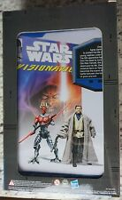 Owen Lars Darth Maul STAR WARS MOC Comic Pack Packs VISIONARIES SDCC Exclusive