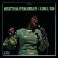 ARETHA FRANKLIN - SOUL '69 CD POP/ SOUL 12 TRACKS NEU