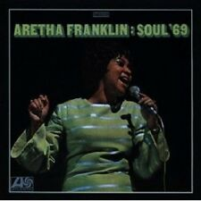 ARETHA FRANKLIN - SOUL '69 CD POP/ SOUL 12 TRACKS NEU