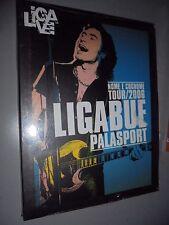 DVD LUCIANO LIGABUE PALASPORT NOME E COGNOME TOUR 2006 N° 9