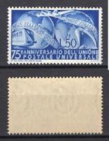 #568 - Repubblica - Anniversario UPU, 1949 - Nuovo (** MNH)