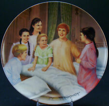 """The Sound of Music Collector Plate 3 of 8 """"My Favorite Things"""" ~ Knowles ~ 1986"""