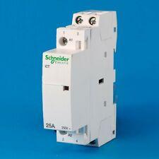 Contacteur modulaire schneider electric  bipolaire ICT  25A  250V