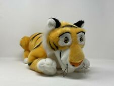 "Disney Store EXCLUSIVE 18"" Raja-h Aladdin Jasmine Plush Stuffed Animal Toy Tiger"
