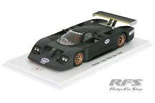 1:43 Nissan Lola t810-test car-team electramotive-IMSA 1985-spark sj023