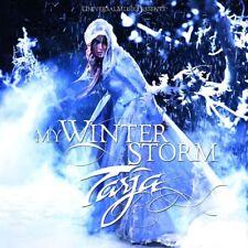 """TARJA (TURUNEN) """"MY WINTER STORM"""" CD NEW+"""