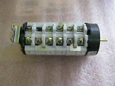 BREMAS CY0328259000 BYPASS SWITCH 2NO AUX