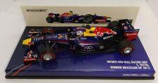 F1 1/43 Red Bull Rb9 Vettel Winner Brazilian GP 2013 Minichamps