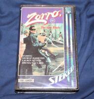 ZORRO THE GAY BLADE VHS PAL CBS FOX