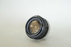 Fuji Fujinon 50mm F/1.4 Lens M42 Mount
