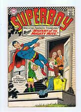DC Comics Superboy #137 VG/F+ 1967