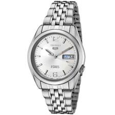 Seiko 5 Automatic Silver Stainless Steel 37 mm Men's Watch SNK385K1 RRP £169