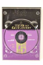 7/5 Star Trek The Next Generation Season 7 Replacement Disc 5 DVD Only DisC ONLY