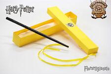Bacchetta Magica di Sirius Black Harry Potter Ollivander Nuova Florartigianato