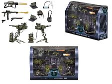 NECA ALIENS ACCESSORY PACK - USCM ARSENAL WEAPONS PACK DELUXE ALIEN MARINE PACK