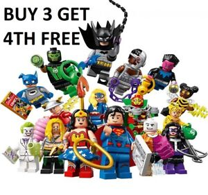 LEGO DC Super Heroes Minifigures 71026 pick choose your own BUY 3 GET 4TH FREE