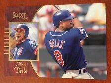 1996 Select ALBERT BELLE Cleveland Indians 36