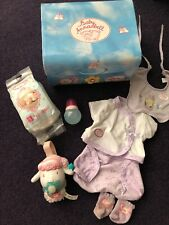 BABY ANNABELL DOLLS CHEST WITH ACCESSORIES