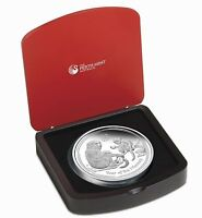 2016 YEAR OF THE MONKEY 1oz Silver Proof Coin from the Perth Mint