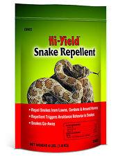 Hi-Yield Snake Repellent 4 lb cedar oil cinnamon oil clove oil repellant