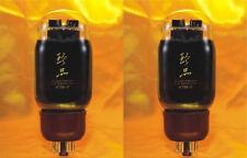 Shuguang Treasure KT66-Z Vacuum Tubes Matched Pair New