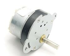 40GB 3RPM 200mA 40MM 12V DC Replacement Torque Gear Box Motor  NEW