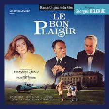 LE BON PLAISIR (MUSIQUE DE FILM) - GEORGES DELERUE (CD)