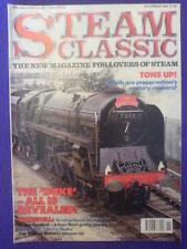 STEAM CLASSIC - THE DUKE - November 1990 #8