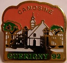 Camosine Guerigy France Hat Lapel Pin HP8060