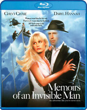 Memoirs of an Invisible Man [New Blu-ray] Dubbed, Widescreen