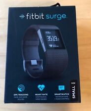 New Fitbit Surge Fitness Superwatch, Black, Small,GPS