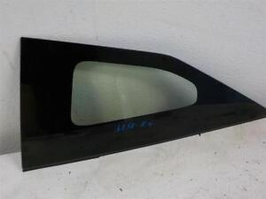 11 12 13 14 15 16 Honda CR-Z Passenger Right Quarter window glass rear side