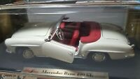 1955 Mercedes Benz  190 SL  - 1:18 Maisto Special Edition Diecast Model