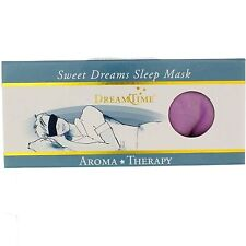 DreamTime Aromatherapy Sweet Dreams Sleep Mask, Lavender