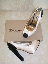Dune Women's Slim Satin Heels