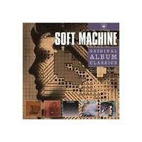 Soft Machine - Original Album Classics Nuovo 5 X CD