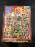 Vintage Time Magzine The Game 1983 Factory Sealed New Board Game