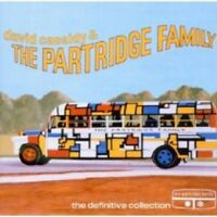 DAVID CASSIDY & THE PARTRIDGE FAMILY - THE DEFINITIVE COLLECTION  CD  POP NEW!
