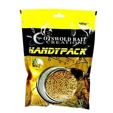 Cotswold Bait Creations Handy Pack Mixed Pineapple Flavour Pellets 400g Carp