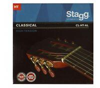 Gitarrensaiten für Konzertgitarre Klassik Gitarre Nylon Saiten Satz High-Tension