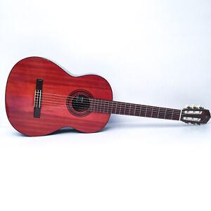 Yamaha G-55-1 Full-Size Classical Nylon String Acoustic Guitar 70's Vintage