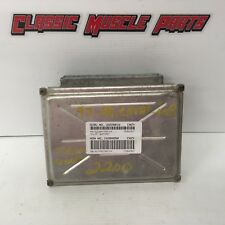 99 Chevrolet Cavalier Pontiac Grand Am  Engine Control Computer ECM 16228016 1