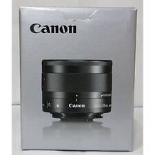 Canon Macro Lens EF-M28 mm F-3.5 IS STM EF-M28 / F3.5 M IS STM New Japan new.