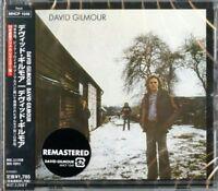 DAVID GILMOUR-DAVID GILMORE-JAPAN CD D46