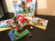 *Retired* LEGO Creator Treehouse 31010 99% Complete with Box and Instructions