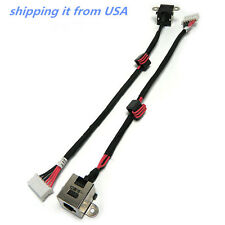 "Lenovo AIO PC C540 23"" DC IN Power Jack with Harness Cable DC30100LW00"