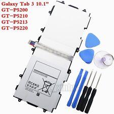 NEW Battery Samsung Galaxy Tab 3 10.1 GT-P5200 GT-P5210 P5220 T4500E +TOOLS