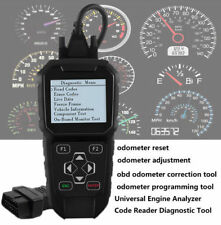 Auto Car Mileage Odometer Correction Odometer OBD2 Code Diagnostiс Tool OBDPROG