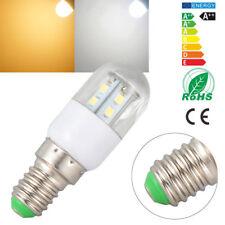 3W E14 SES LED Nevera Congelador Aplique Bombilla Mini Pigmeo Lámpara 220-240V